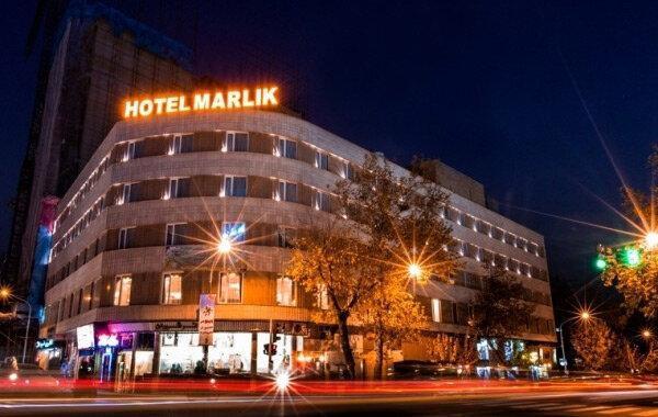 آتش سوزی در هتل مارلیک تهران ، هتل فاقد سیستم اعلان حریق است!