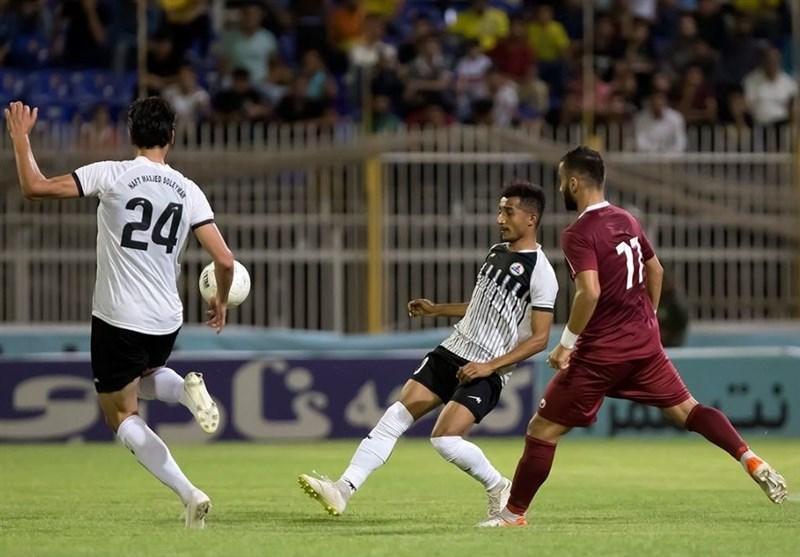 لیگ برتر فوتبال، دربی بوشهری ها برنده نداشت
