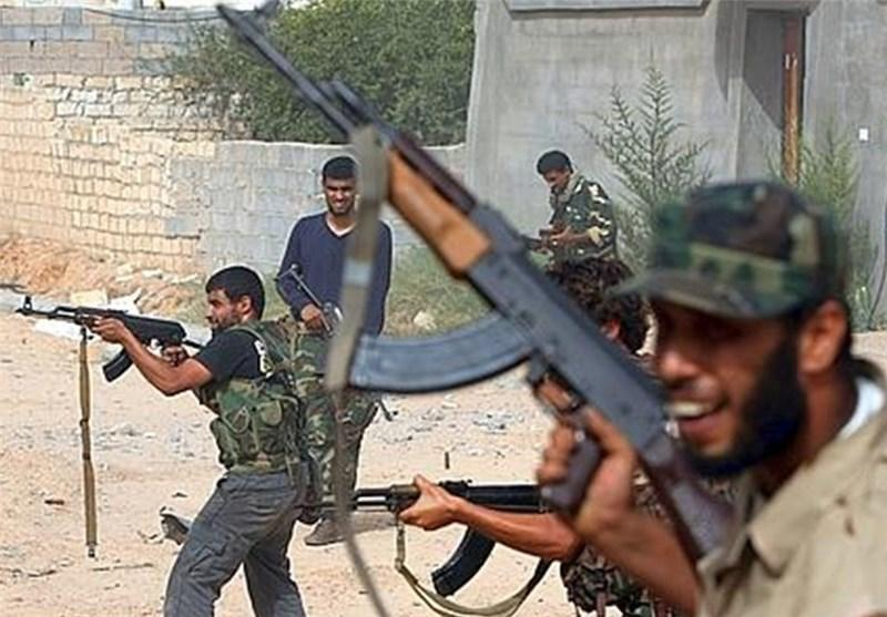 لیبی، تسلط نیروهای خلیفه حفتر بر منطقه ای در مصراته