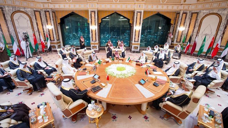 گردهمایی آشتی جویانه در شورای همکاری خلیج فارس