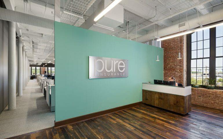 طراحی دکوراسیون شرکت خصوصی