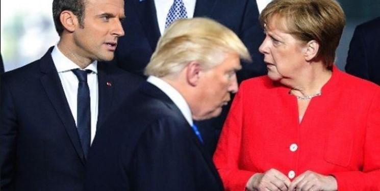 مرکل: اروپا دیگر کانون اتفاقات جهان نیست