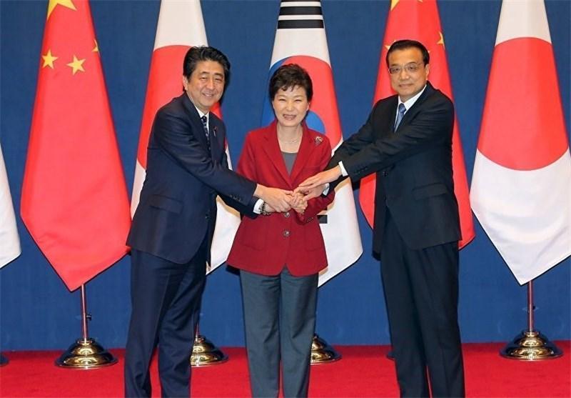 چین، ژاپن و کره جنوبی خواهان از سرگیری مذاکرات هسته ای با کره شمالی شدند