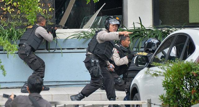 پلیس اندونزی حمله جدید افراد مسلح را ناکام گذاشت