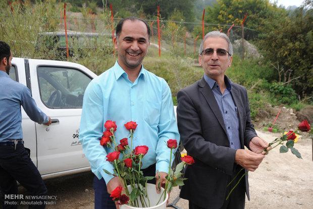 گردشگری مهمترین پتانسیل شهرستان کردکوی است