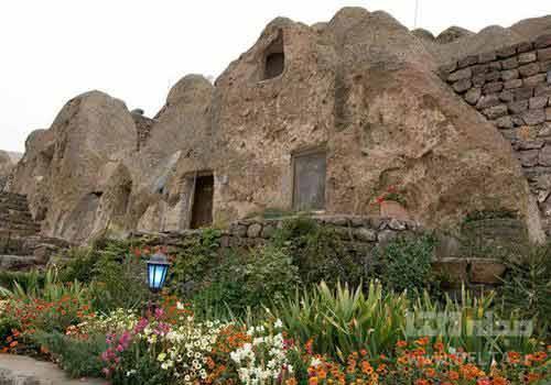 هتل صخره ای لاله کندوان، غارنشین های لاکچری