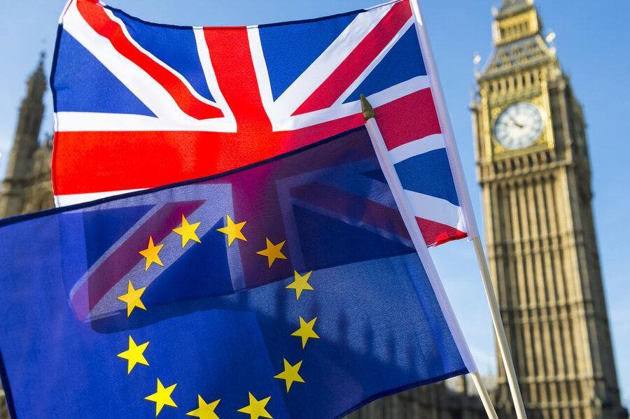 مجلس انگلیس با طرح برگزیت موافقت کرد