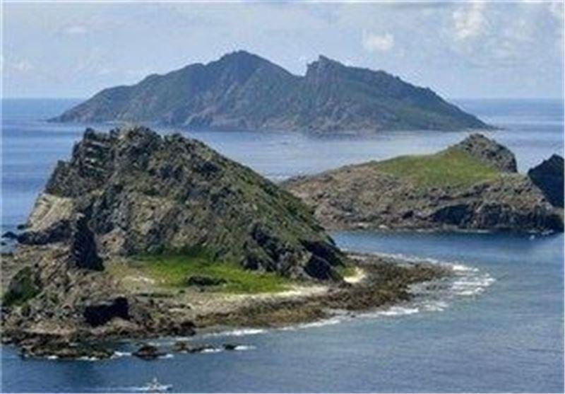 ژاپن: 3 کشتی نظامی چینی وارد مناطق مورد مناقشه شدند