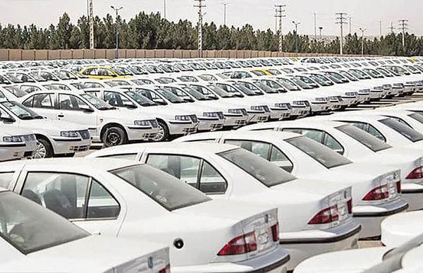 افت 3 تا 15 میلیون تومانی قیمت ها دربازار خودروی تهران