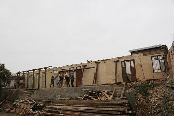 سرانجام مستندنگاری و واچینی خانه جهانبخش برای انتقال به موزه روستایی گلستان