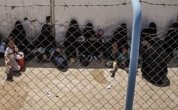 ناقل خانواده های داعشی ها از سوریه به عراق به دام افتاد