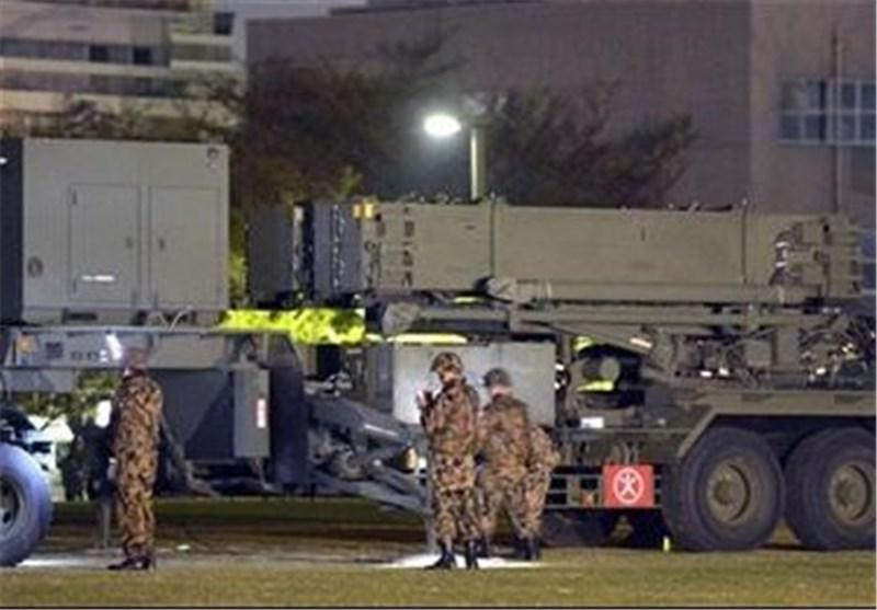 ژاپن موشک های پاتریوت خود را به اوکیناوا منتقل می نماید