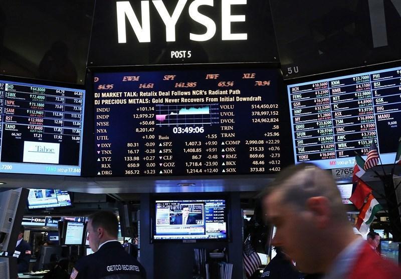 آمریکا، ادامه سقوط شاخص بازار سهام نیویورک بر اثر شیوع کرونا