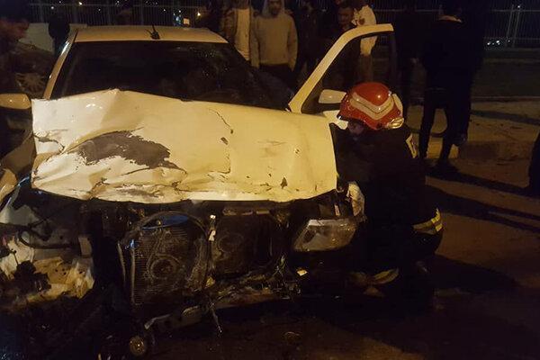 تصادف رانندگی پیشتاز در حوادث ویژه هرمزگان است