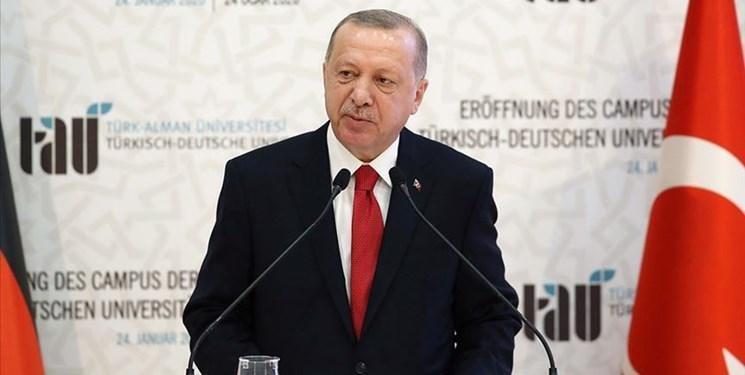 اردوغان: پناهندگان به صورت آزادانه ترکیه را ترک می کنند