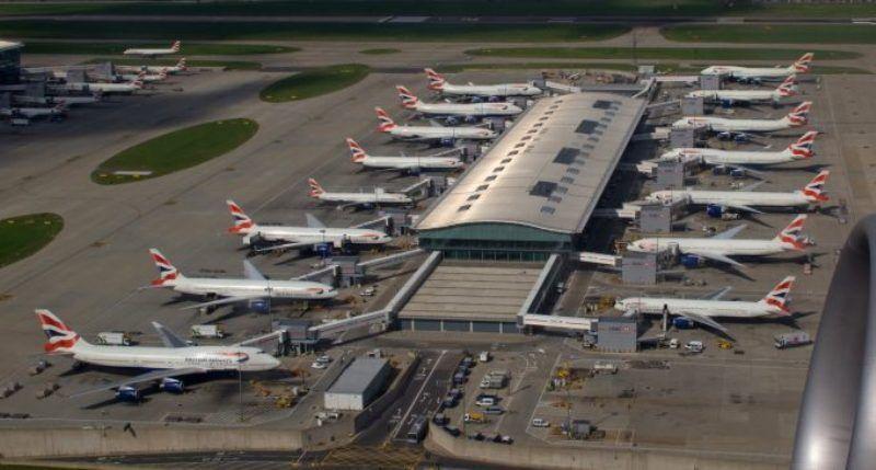 خبرنگاران کرونا به پرترددترین فرودگاه اروپا رسید