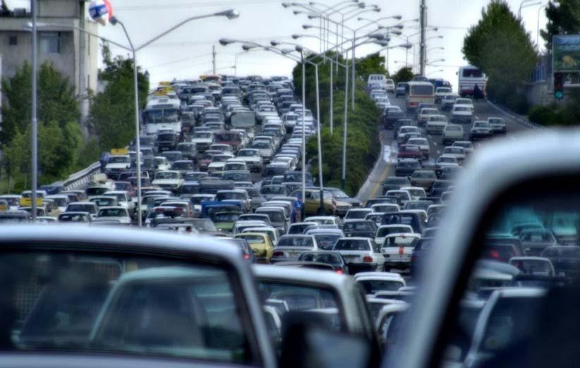 اجرای طرح ترافیک در سال 1399 با رعایت طرح فاصله گذاری اجتماعی آغاز شد