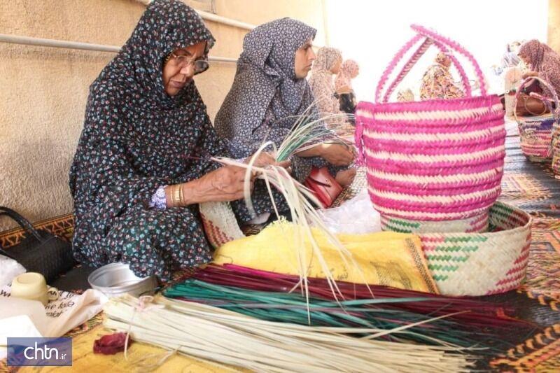 آموزش رایگان صنایع دستی به 1510 نفر در هرمزگان