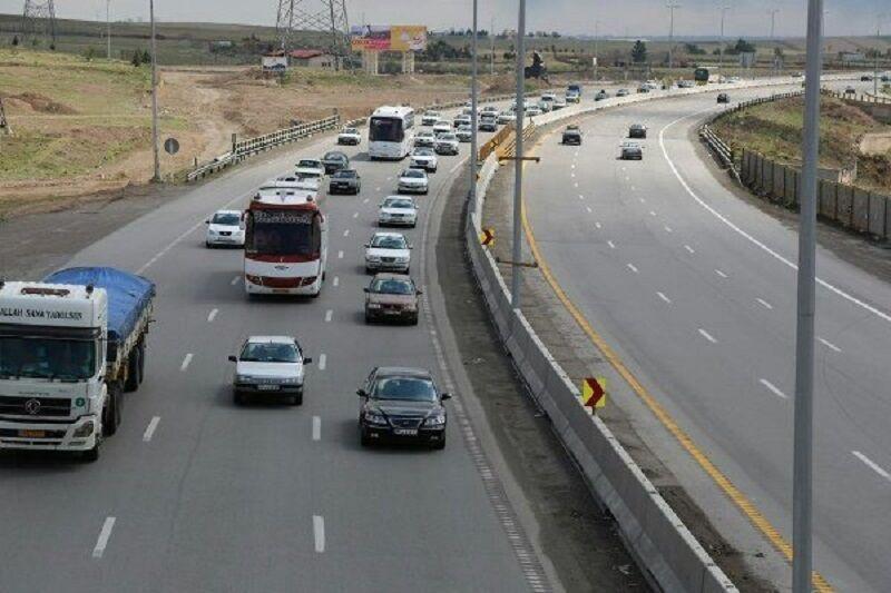 خبرنگاران تردد بین شهری در استان اردبیل 67 درصد کاهش یافت