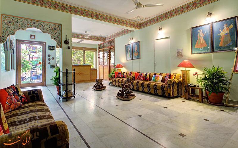 معرفی بهترین هتل های 3 ستاره جیپور