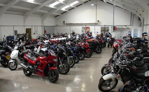 آخرین قیمت بعضی موتورسیکلت های موجود در بازار