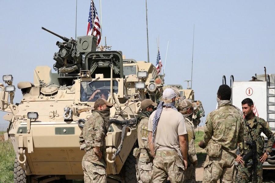 دیدبان حقوق بشر سوریه: آمریکا در حال ساختن مقر جدید در شرق سوریه است