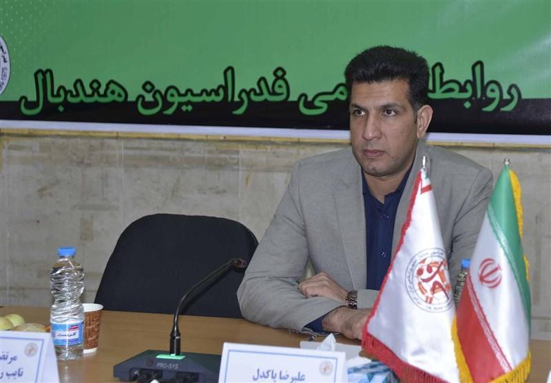 پاکدل: احتیاج به صبر داریم تا هندبال ایران را به صندلی واقعی خود برسانیم، تشکیل تیم امید در اولویت کاری فدراسیون است