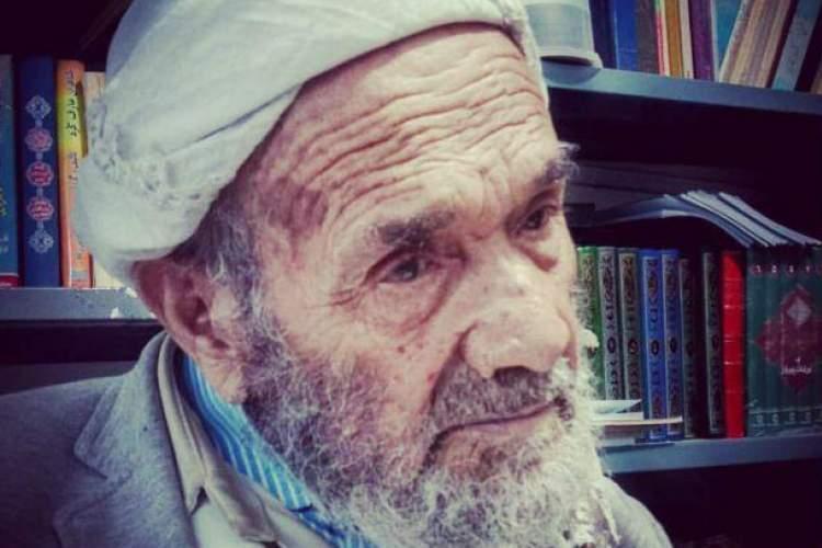 کهنسال ترین کتابفروش شهرستان جوانرود درگذشت
