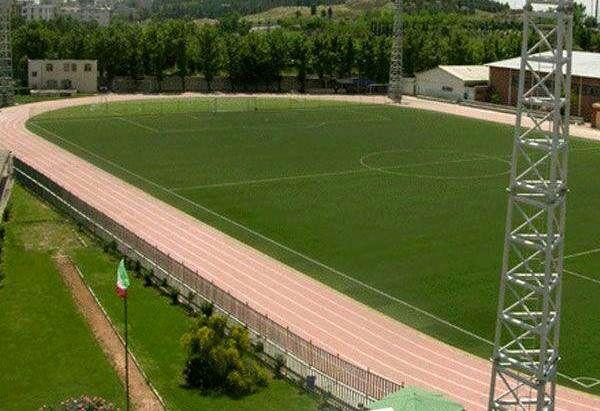 آتش سوزی در ورزشگاه شهید کشوری، جلال ملکی: تلفات نداشتیم