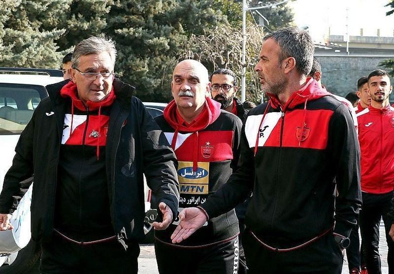 باشگاه پرسپولیس مطالبات 2 دستیار برانکو را پرداخت کرد