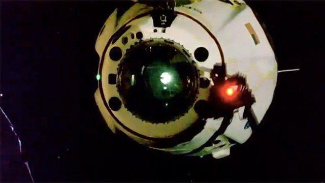 بازگشت فضانوردان ناسا به زمین