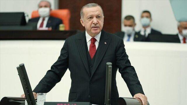 اردوغان امروز راهی قطر و کویت می گردد