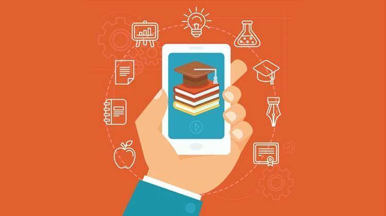 افزایش استفاده از اپلیکیشن های آموزش از راه دور