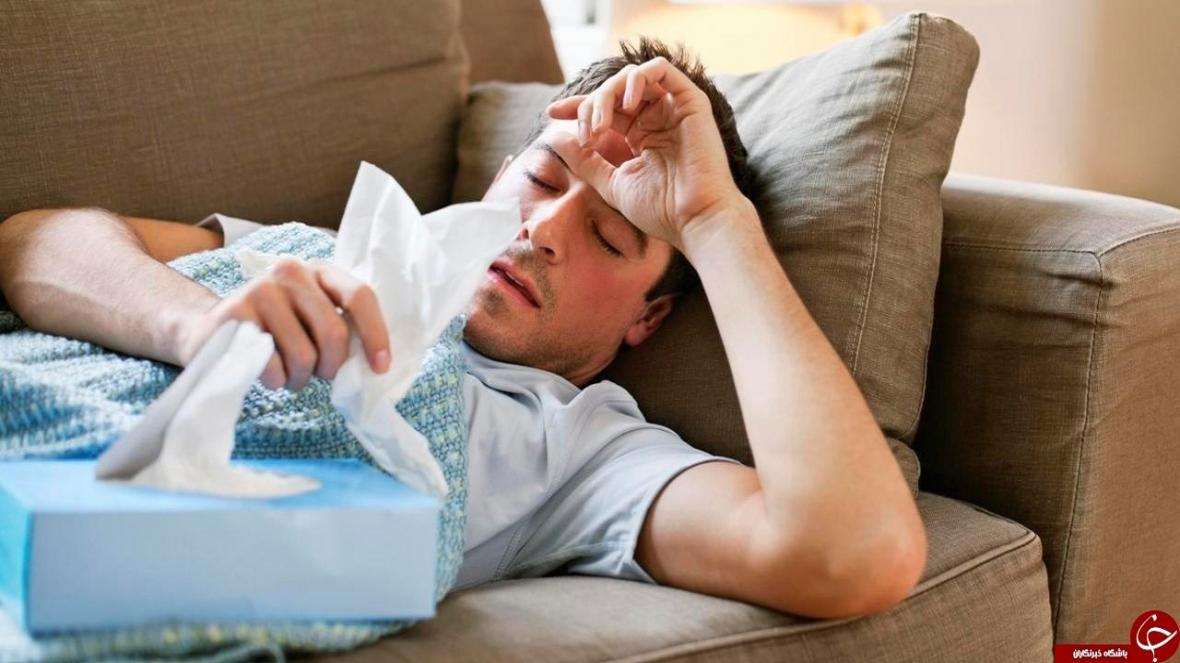 تاثیرات خواب مفید بر بهبود سرماخوردگی