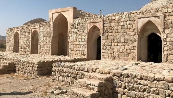 شروع فاز دوم بازسازی کاروانسرای تقی خانی در بندرخمیر