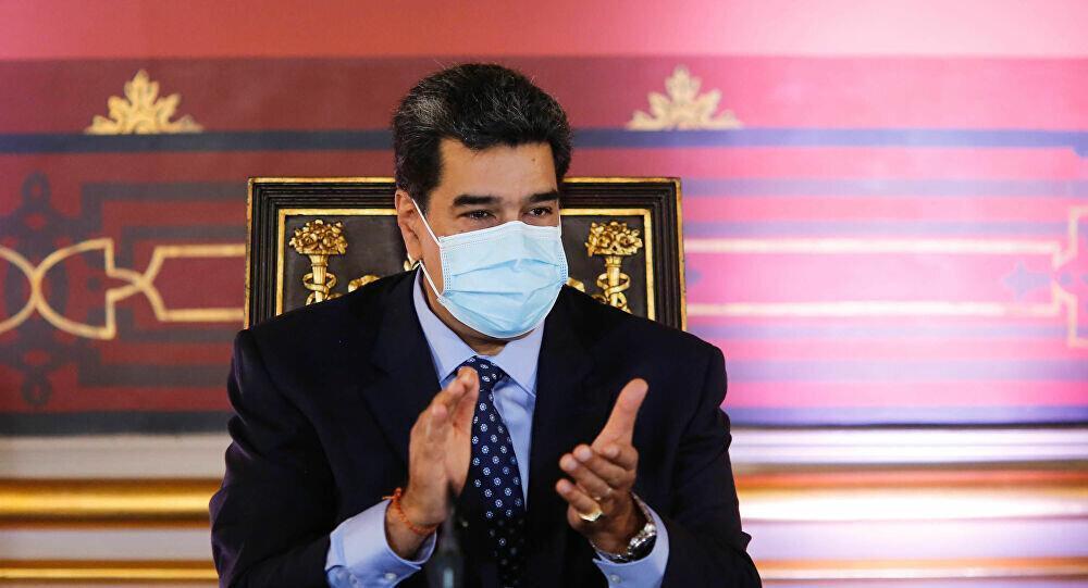 پیغام رئیس جمهور ونزوئلا برای ترامپ، مادورو: واکسن روسی می زنم