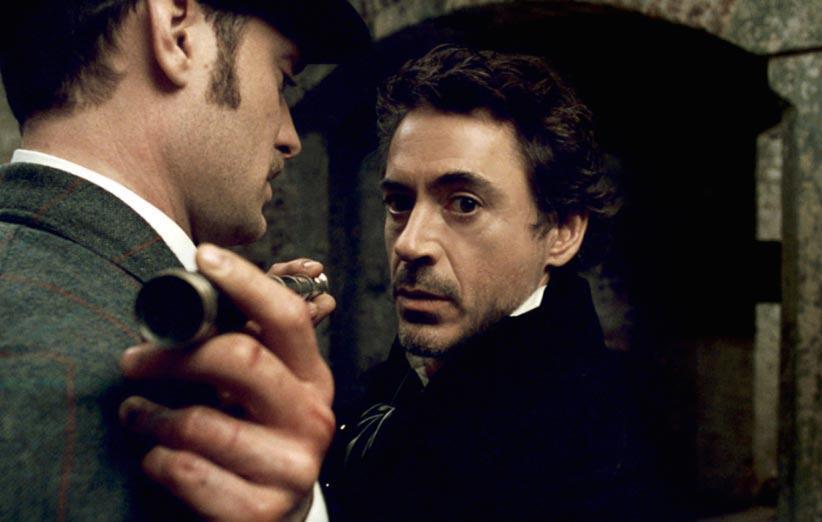 داونی جونیور از شرلوک هلمز یک جهان مارولی می سازد
