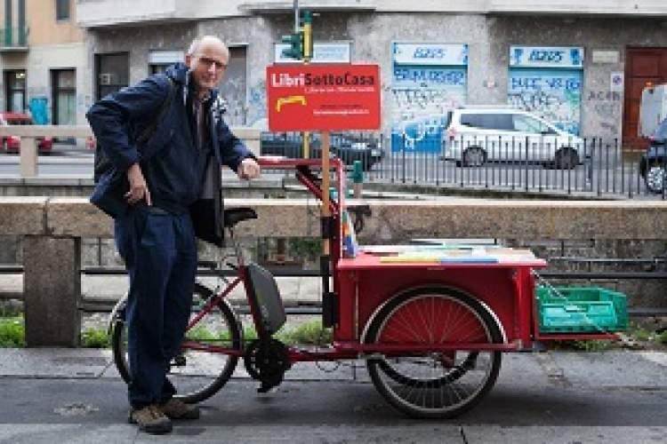 دن&zwnjکیشوت کتابفروشان در ایتالیا