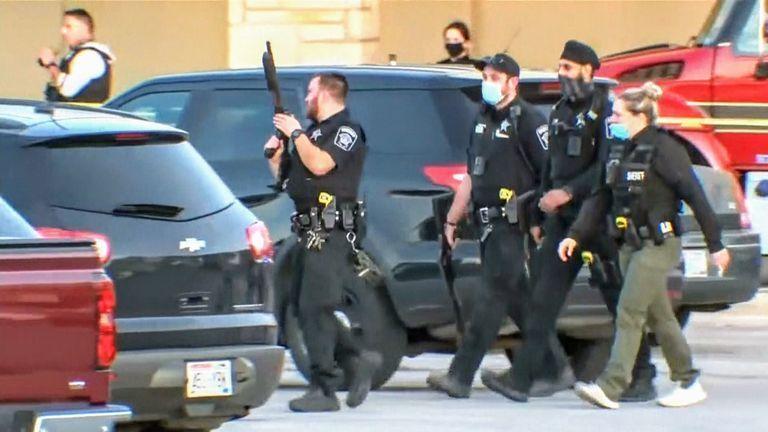 خبرنگاران تیراندازی در ایالت ویسکانسین 8 زخمی برجای گذاشت