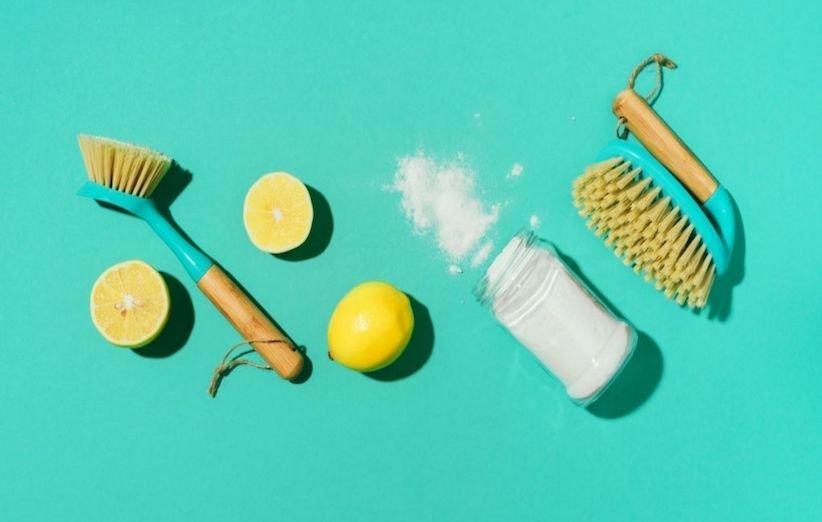 19 ترفند برای تمیز کردن خانه با مواد طبیعی