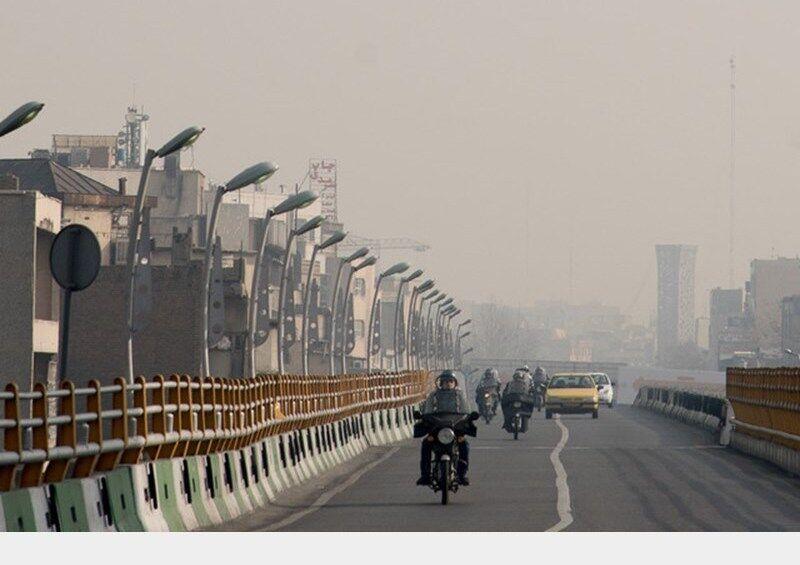 خبرنگاران البرز با افزایش میزان آلاینده ها به حالت آماده باش درآمد