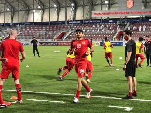 انتقاد مربی سرشناس قطری از لژیونر های العربی