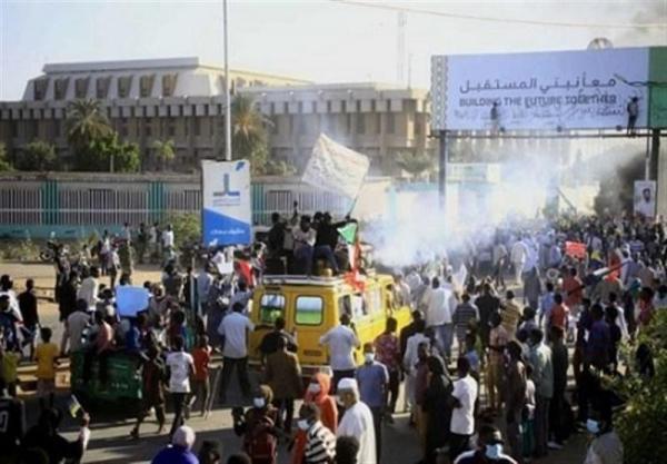 سالگرد انقلاب سودان، شعارهای مردم از انجام اصلاحات تا سرنگونی نظام انتقالی
