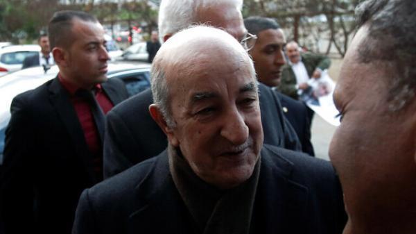 رئیس جمهوری الجزایر در آلمان زیر تیغ جراحی رفت
