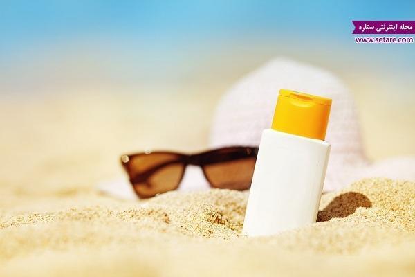 ضد آفتاب چیست؟