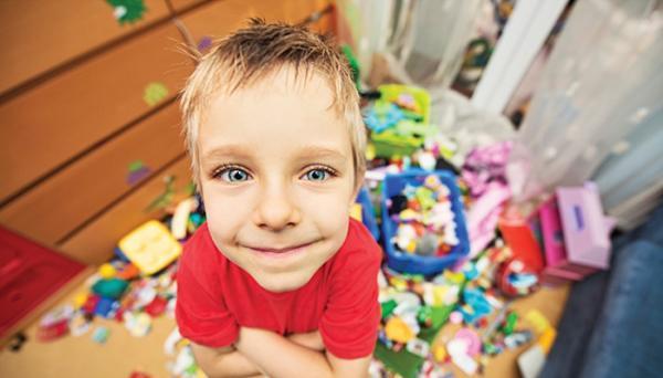 کنترل کودک بیش فعال با 8 راه چاره موثر