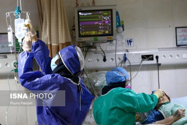 فوت 71 بیمار کرونایی در شبانه روز گذشته، 3990 بیمار در بخش مراقبت های ویژه بستری