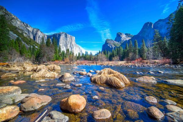 سفر به آمریکا: 10 منطقه فوق العاده برای عکاسی در شمال کالیفرنیا