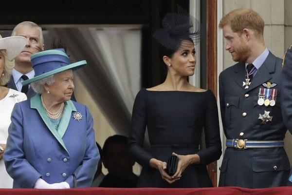 خانواده سلطنتی نژادپرست و دروغگو هستند