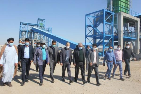 خبرنگاران شرکت های سرمایه گذار در جنوب کرمان را حمایت می کنیم